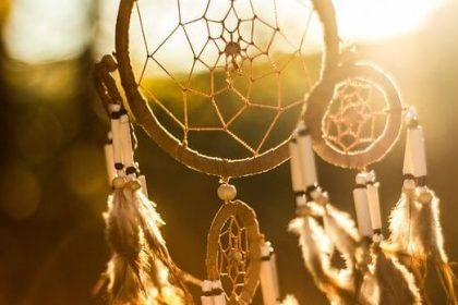 dreams and nightmares and dream catcher